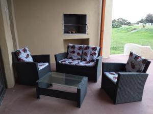 flat 6 braai lounge furniture